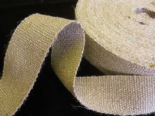 10 mt roll of STRONG jute upholstery webbing Seat seating tape - 2 inch 11lb